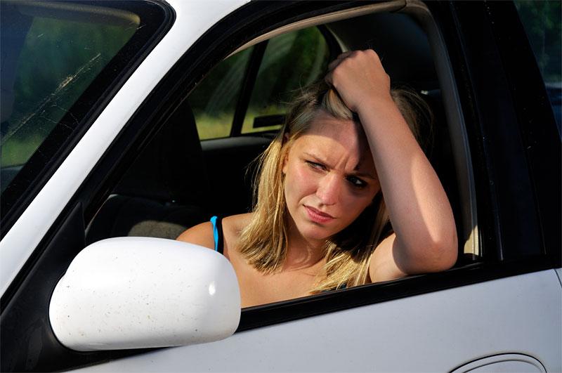 Uzun müddət avtomobil idarə etmək zəka səviyyəsini aşağı salır .