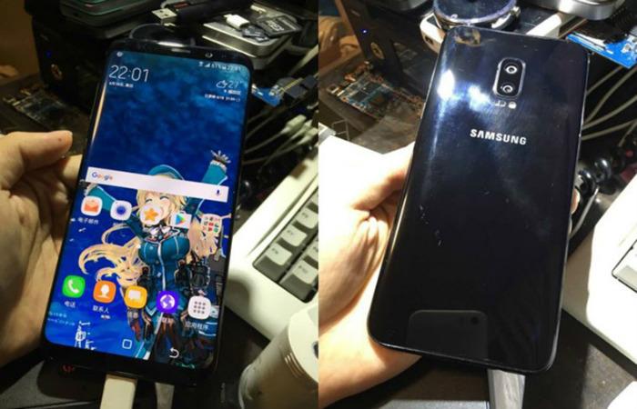 Samsung Galaxy Note 8-in ilk dəfə işlək vəziyyətdə görüntüləri yayıldı