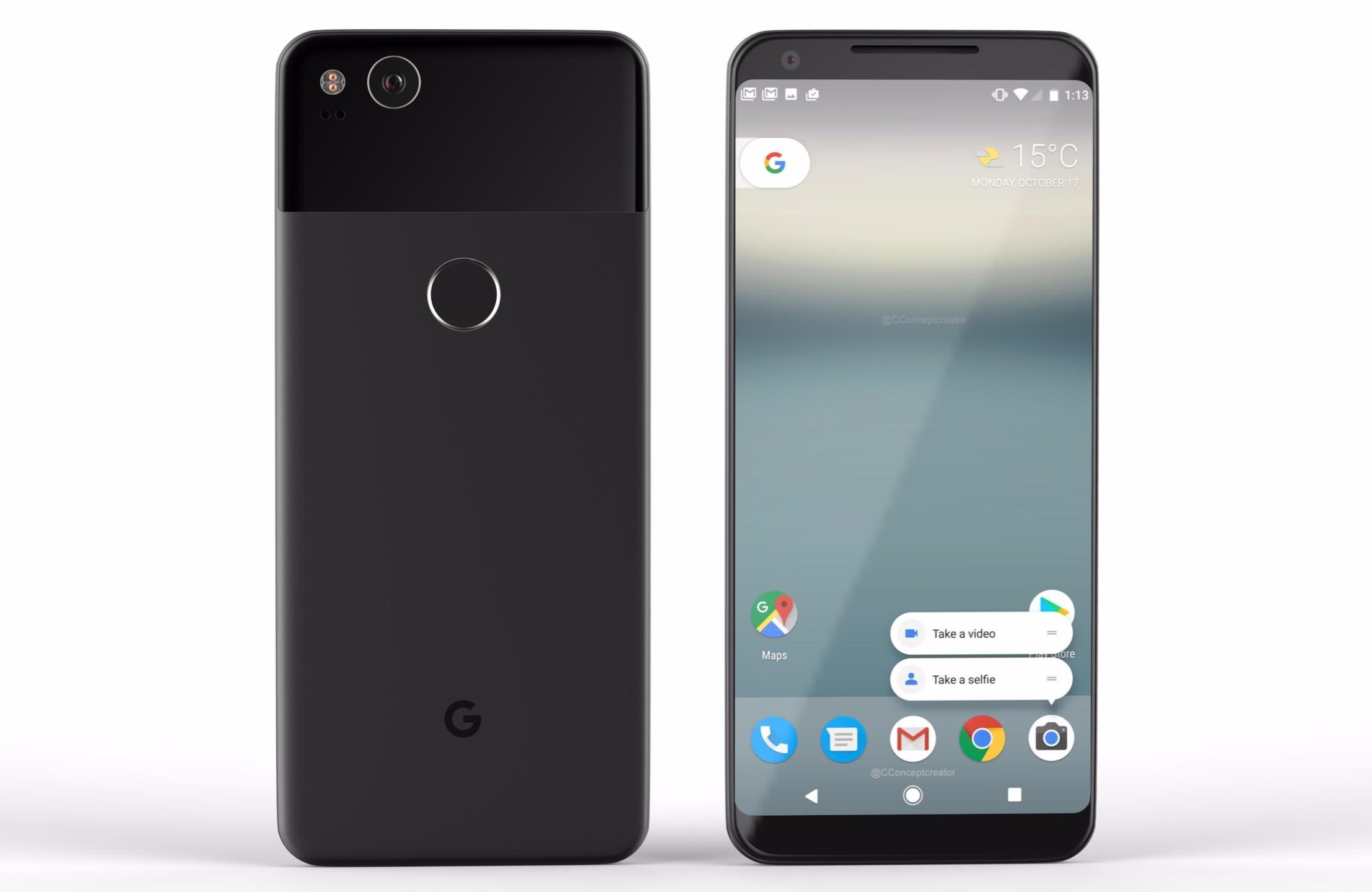 Google Pixel 2 və yeni məhsullarını təqdim etdi !