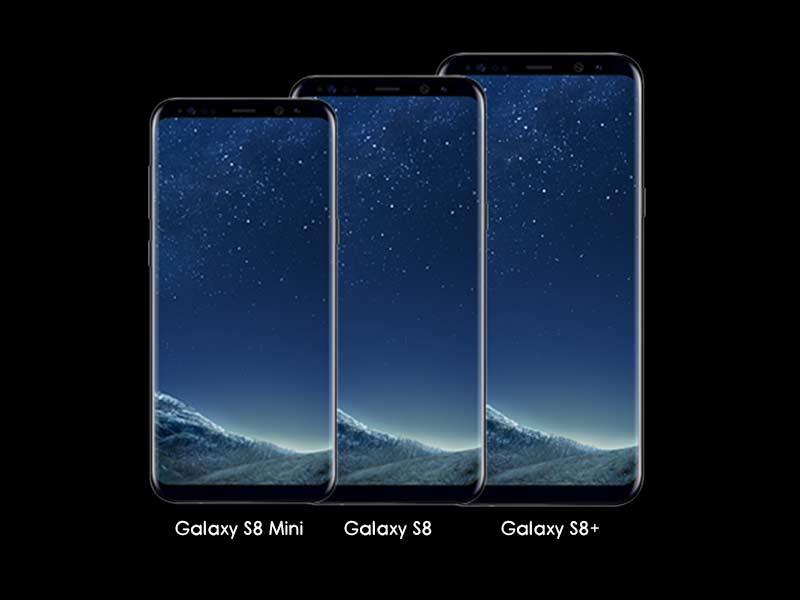 Galaxy S8 mini gəlir!