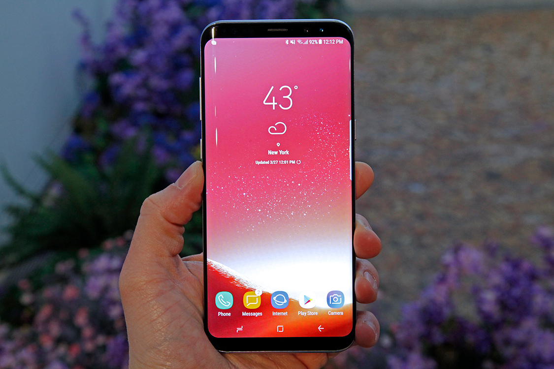 Çərçivəsiz ekrana sahib olan 5 smartfon
