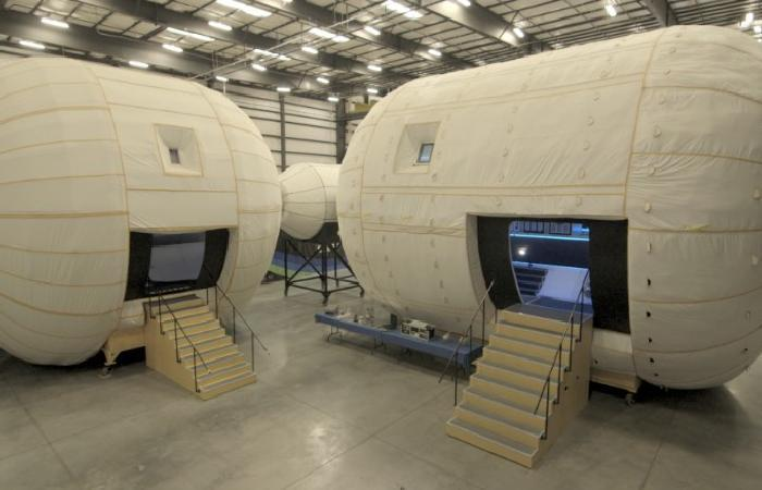 Expandable habitats may take us to Mars