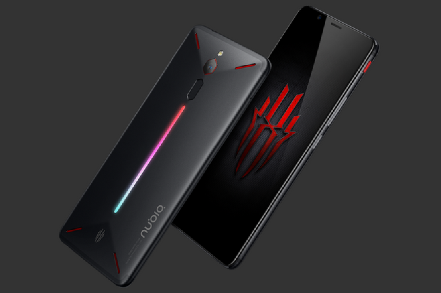 Nubia Red Magic Gaming telefonunu təqdim etdi.